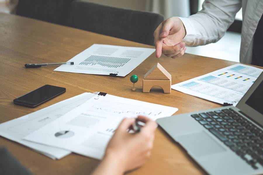 収益用不動産の買取及び売却サポート事業